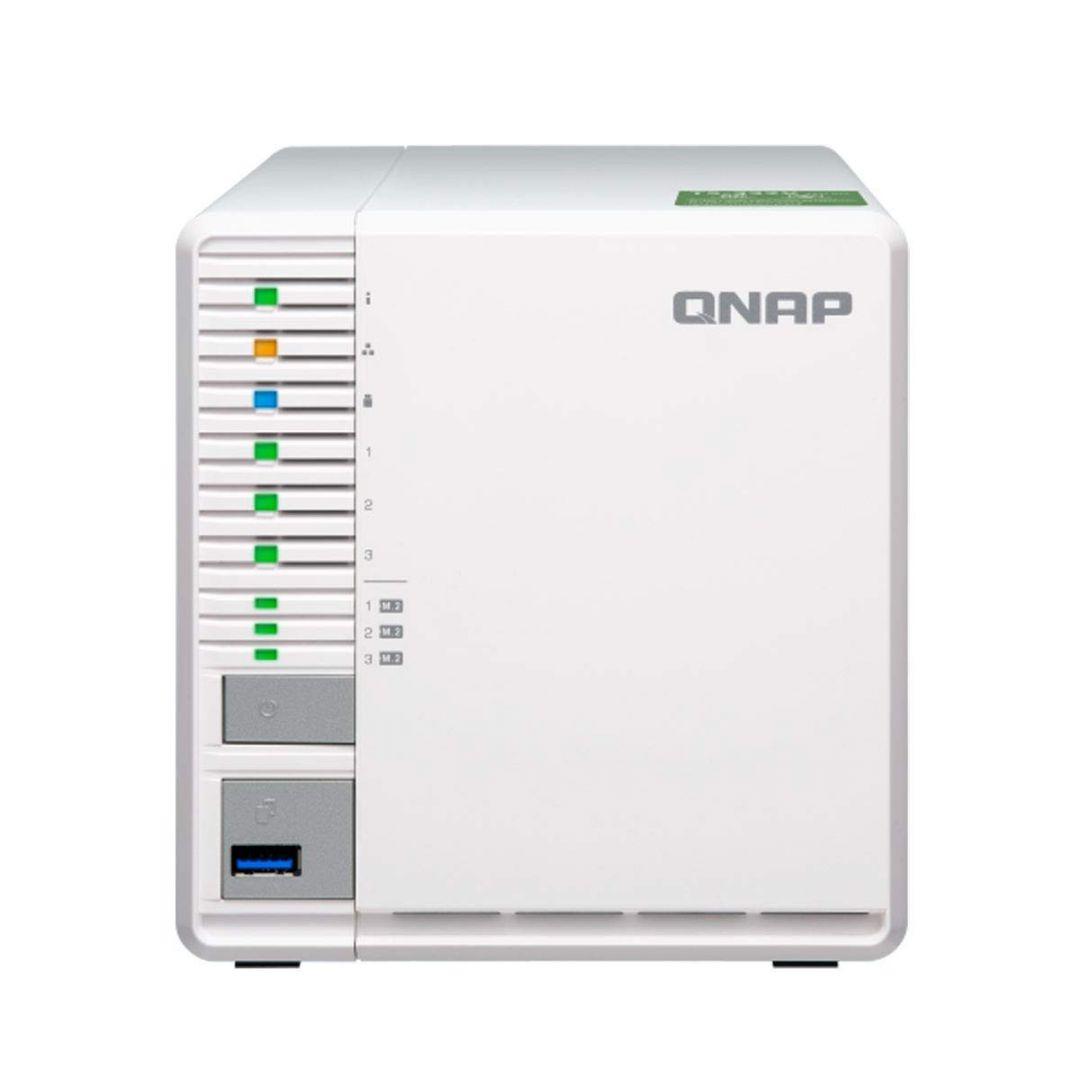QNAP TS-332X-2G product image.