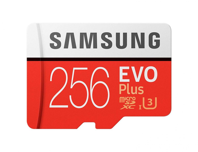 Samsung MB-MC256GA product image.