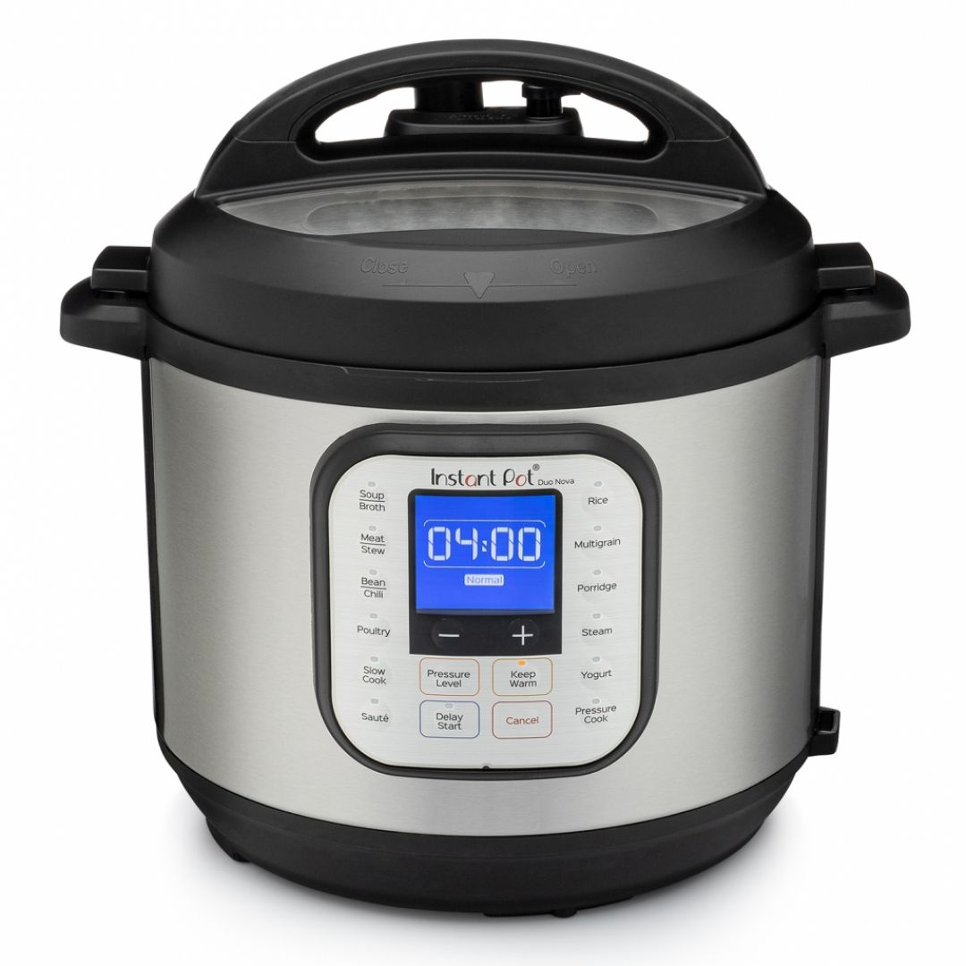 Instant Pot Duo Nova 3qt product image.