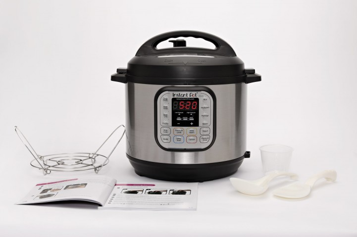 Instant Pot Duo 6qt product image.