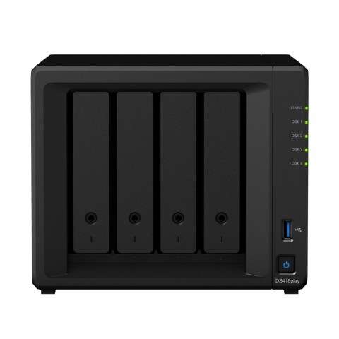 Synology DS418Play product image.